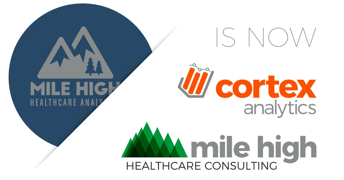 Mile High Healthcare Analytics is now Mile High Healthcare Consulting